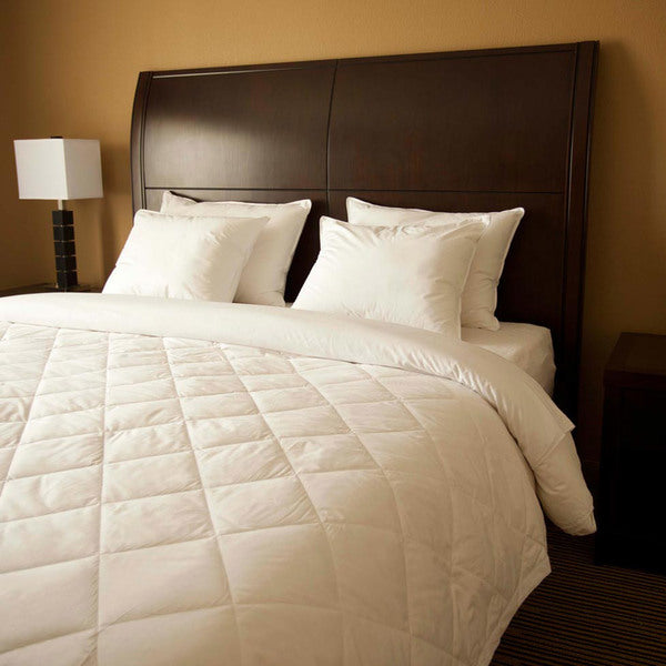 DIAMOND QUILTED DOWN BLANKET - Home Goods Galore