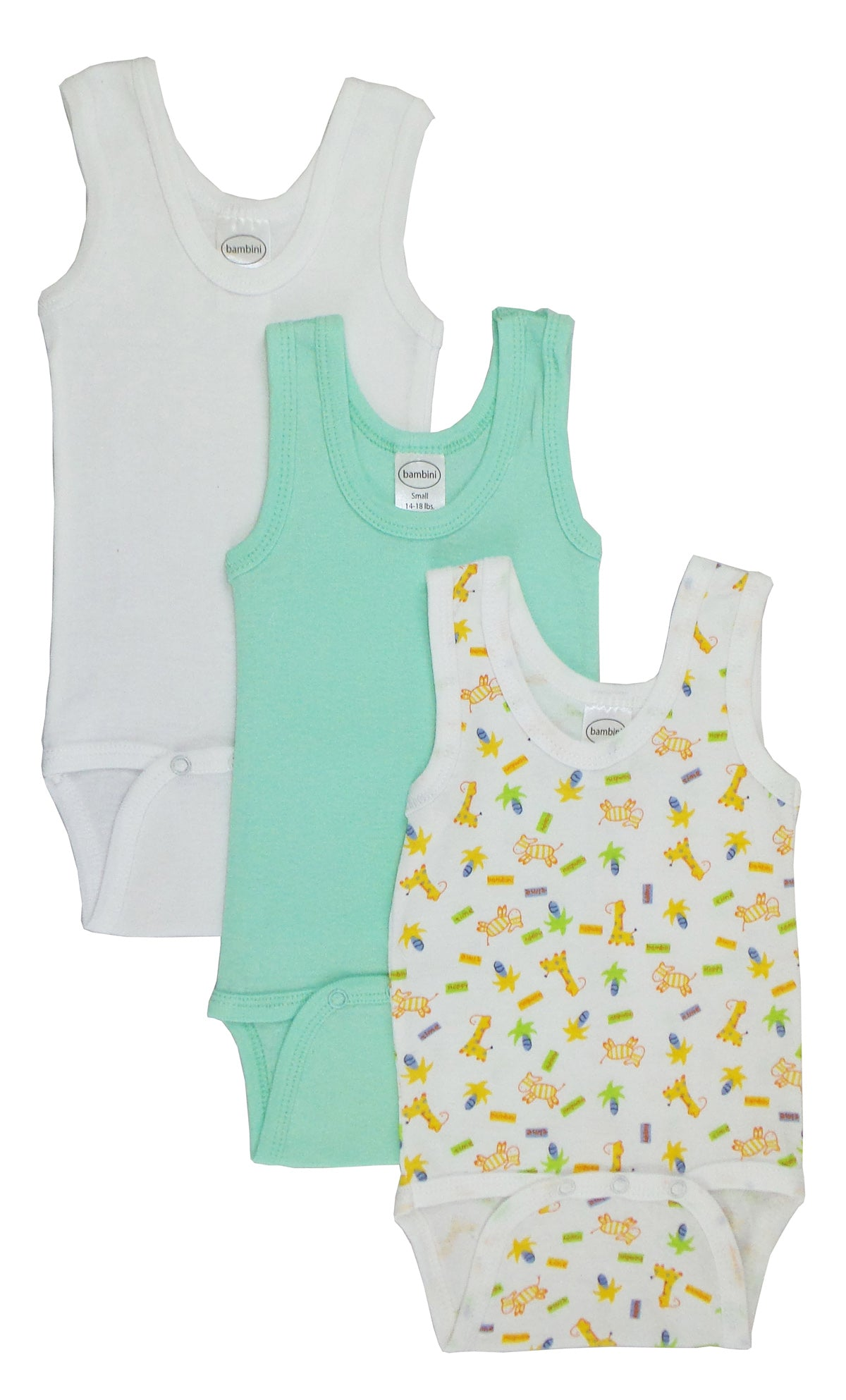 Bambini Boys' Printed Tank Top