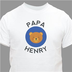 Personalized Mama Bear T-Shirt