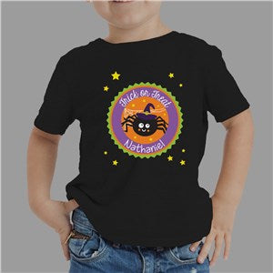 Big Sister Heart Personalized Kids T-shirt