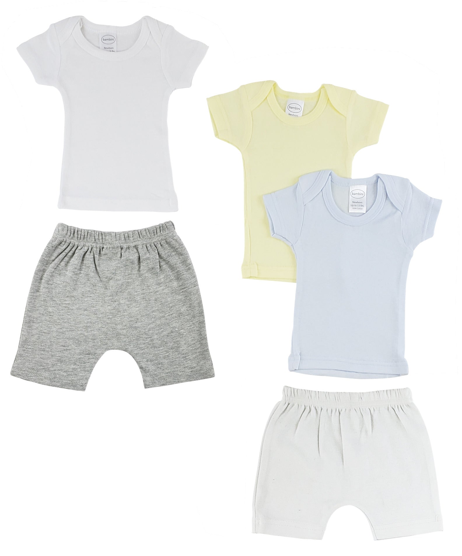 Infant Boys T-Shirts and Shorts