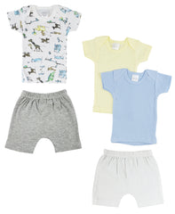 Infant Girls T-Shirts and Shorts