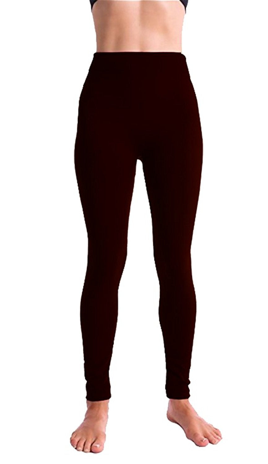 Women's Fleece Lined Leggings - Home Goods Galore