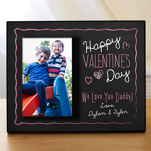 Personalized Valentine Frame - Home Goods Galore