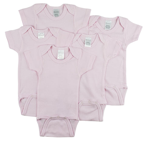 Interlock Short Sleeve Bodysuit Onezie