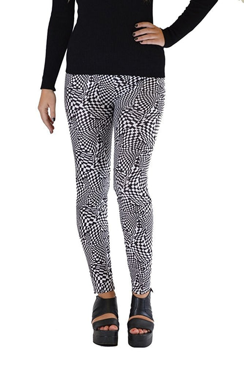 Geometric Tribal Plus Size Leggings - Home Goods Galore