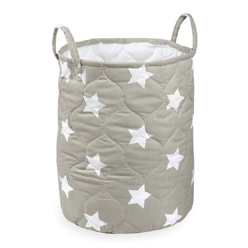Foldable Little Stars Storage Bin Closet Toy Box Container Organizer Fabric Basket