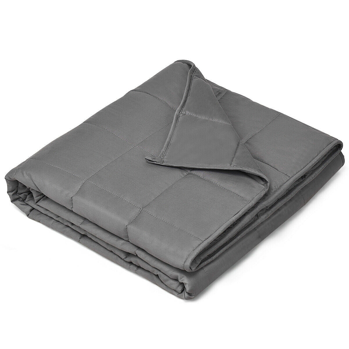 22 lbs Weighted Blankets 100% Cotton with Glass Beads