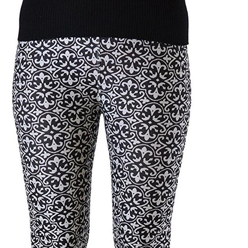 Black Vogue Plus Size Leggings - Home Goods Galore