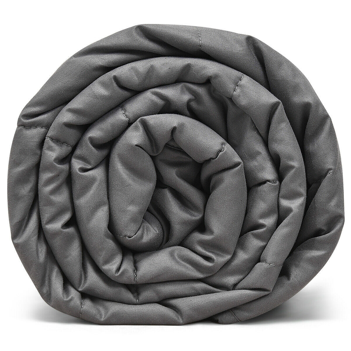 12 lbs Weighted Blankets 100% Cotton with Glass Beads