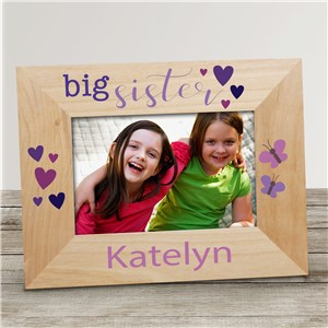 Personalized Bachelorette Weekend Printed Picture Frame
