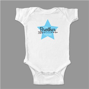 Personalized Dinosaur Infant Bodysuit