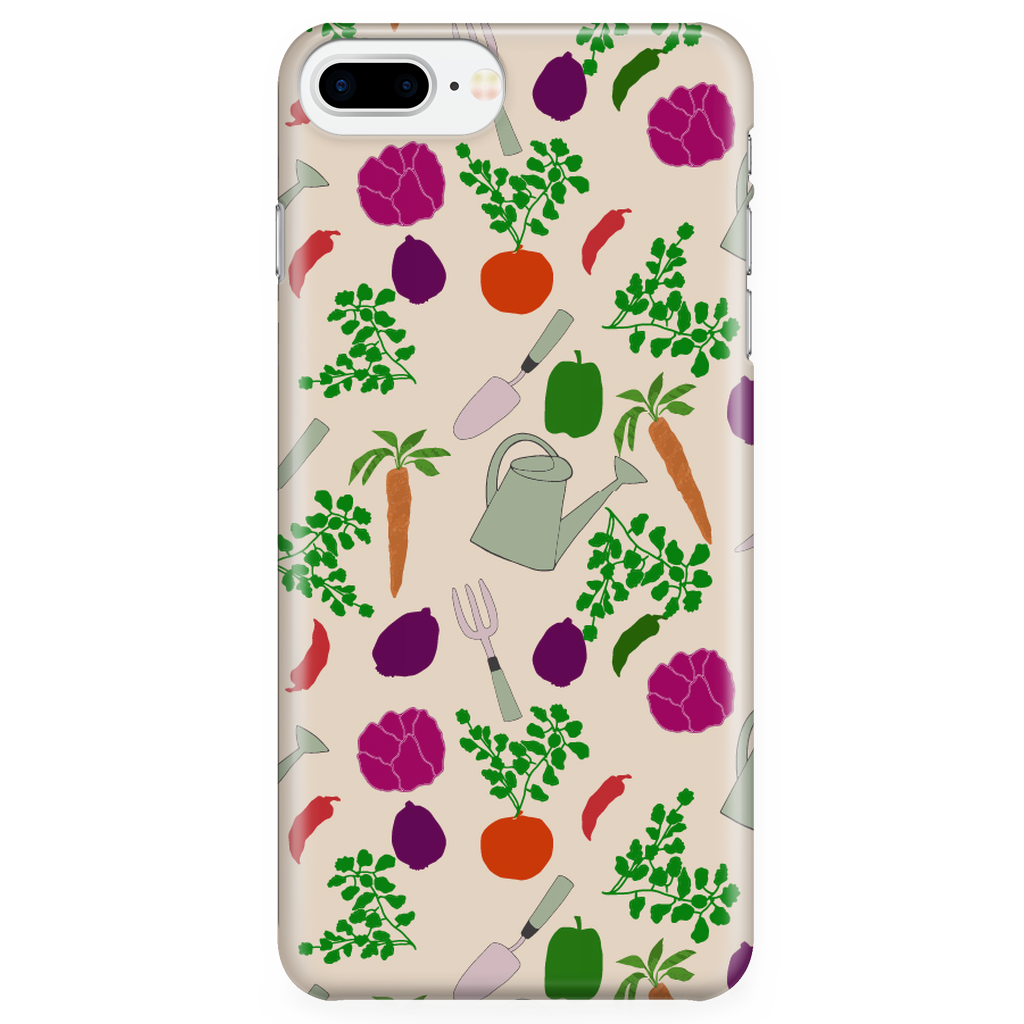 Garden Lovers Cell Phone Case - for Samsung Galaxy and iPhone