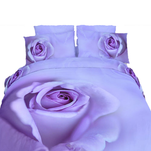 Duvet cover set Luxury King bedding Dolce Mela DM490K - Home Goods Galore