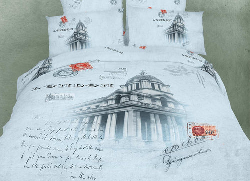 Duvet cover set Luxury Queen bedding Dolce Mela DM496Q - Home Goods Galore