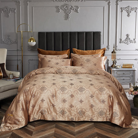 [So Young] Quilted Patchwork Down Alternative Comforter Set (Full/Queen Size)