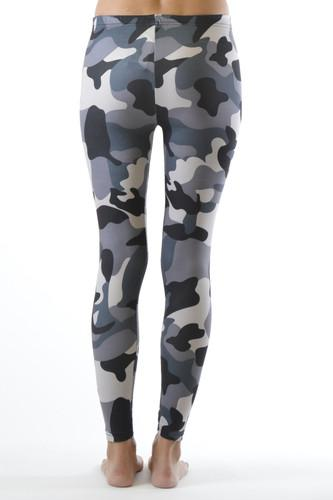 Camouflage Print Leggings - Home Goods Galore