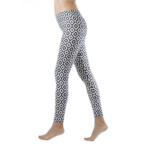 Ankle Length Hyponic Leggings - Home Goods Galore