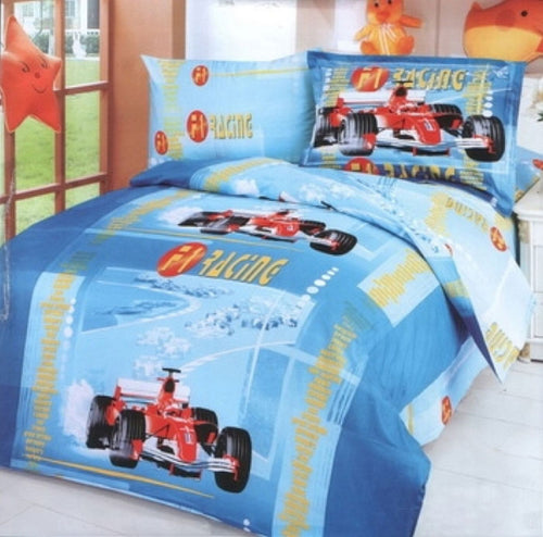 Duvet cover set Luxury Twin bedding Le Vele LE42T - Home Goods Galore