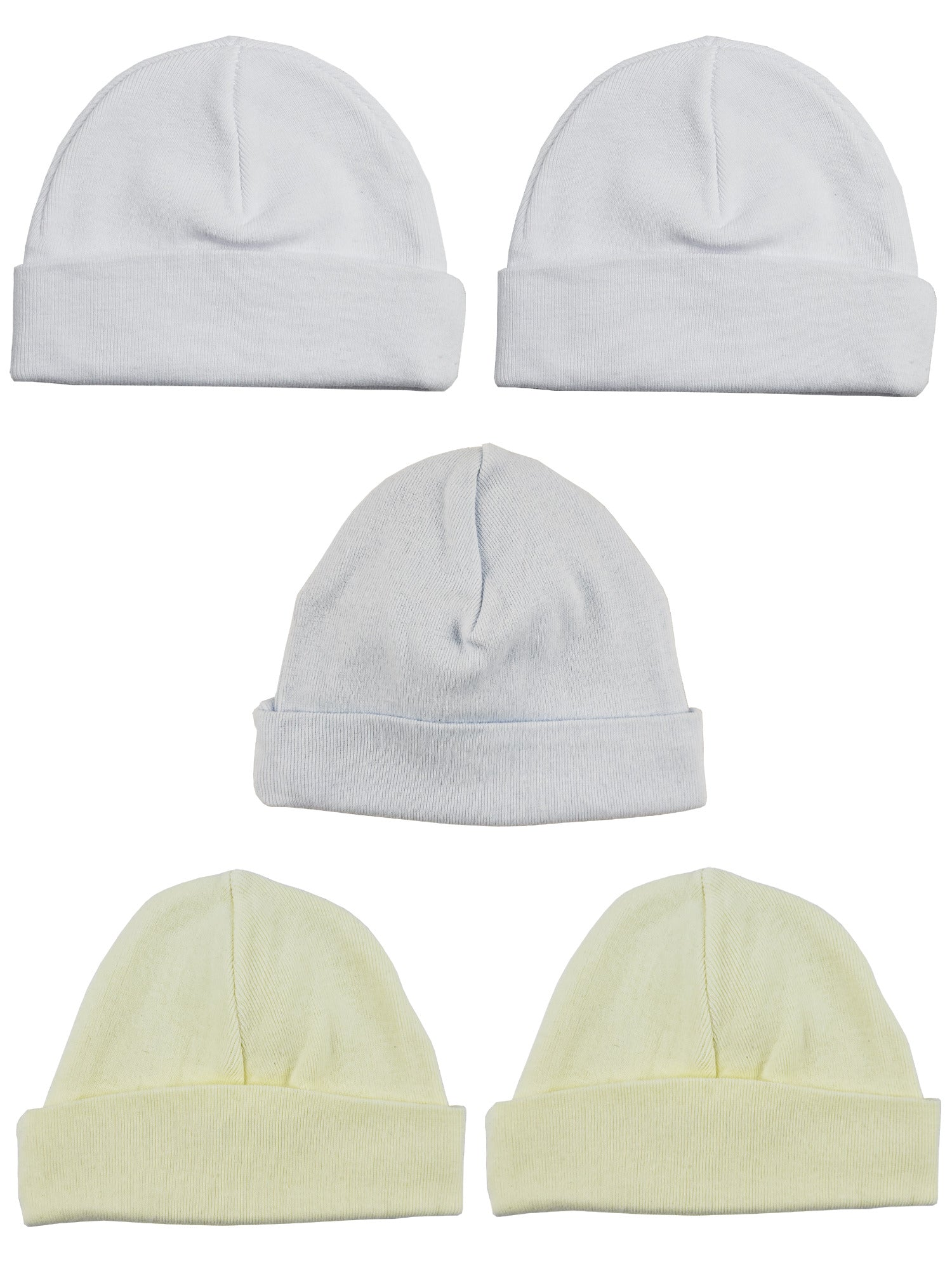 Bambini Boys Baby Cap (Pack of 5)