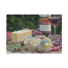Wine and Cheese Cutting Board - Home Goods Galore