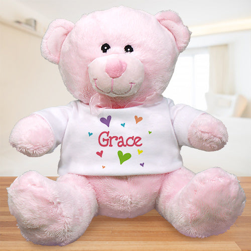 All Heart Plush Teddy Bear - Home Goods Galore