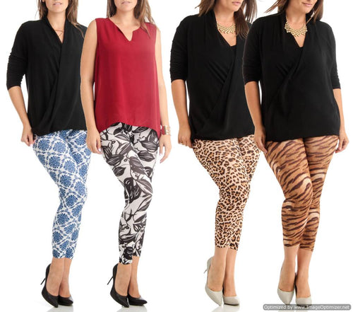 4 Pack Leggings - Home Goods Galore