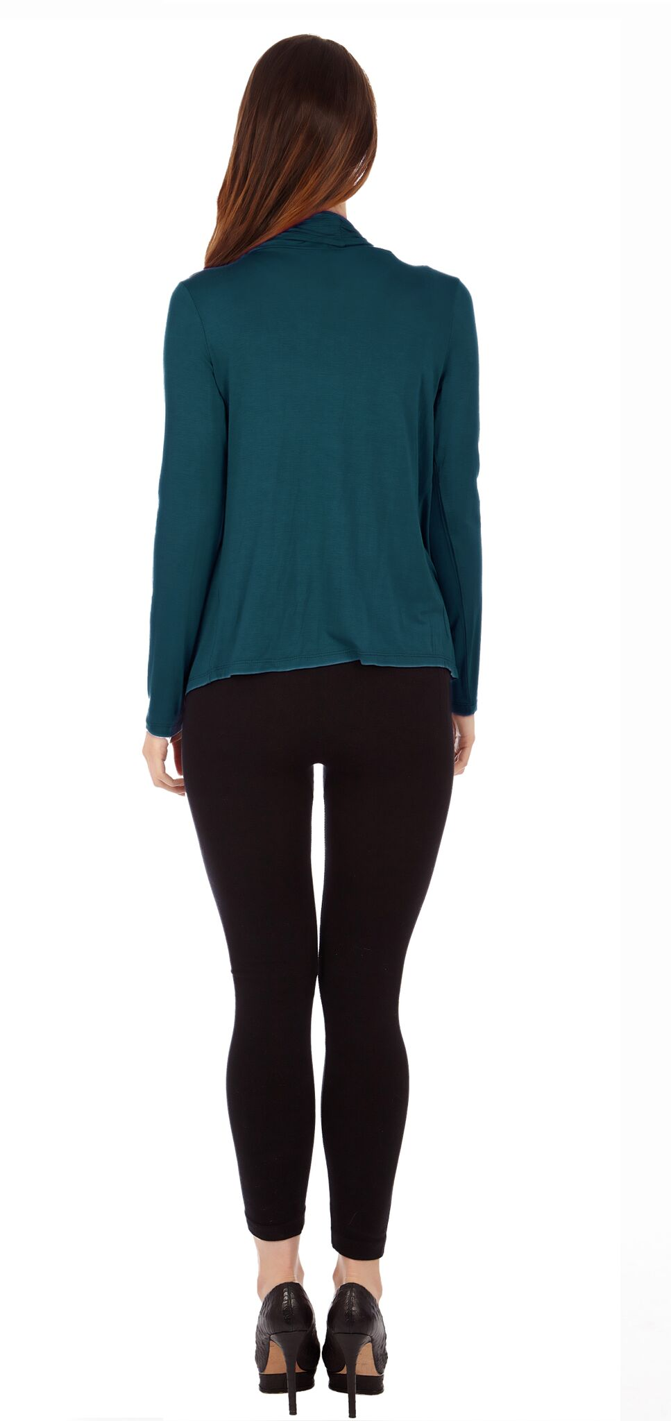 Jade Criss Cross Cardigan Sweaters - Home Goods Galore