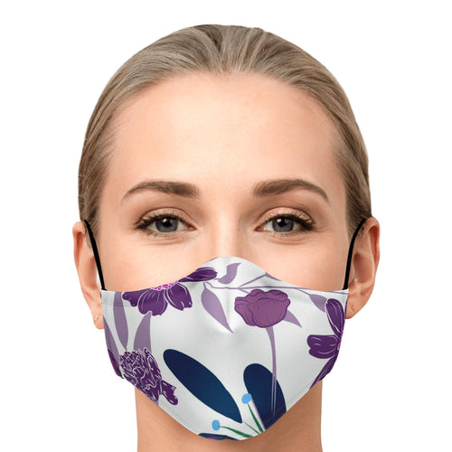 Face Mask- Floral Print