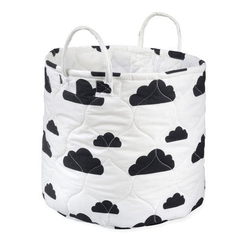 Foldable Cloud Storage Bin Closet Toy Box Container Organizer Fabric Basket