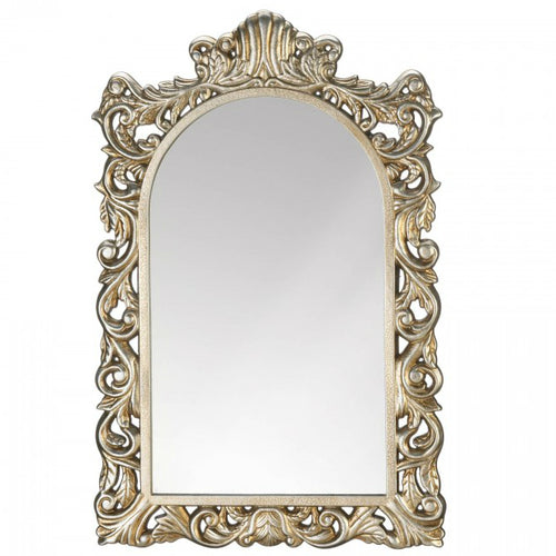 Grand Gold Wall Mirror
