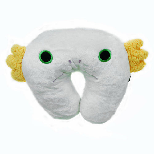 [Kiss Me] Neck Cushion / Neck Pad  (12 by 12 inches)