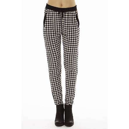 Checkered Jogger Pants - Home Goods Galore
