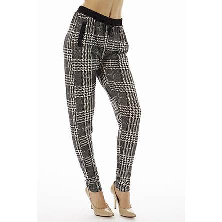 Plaid Jogger Pants - Home Goods Galore