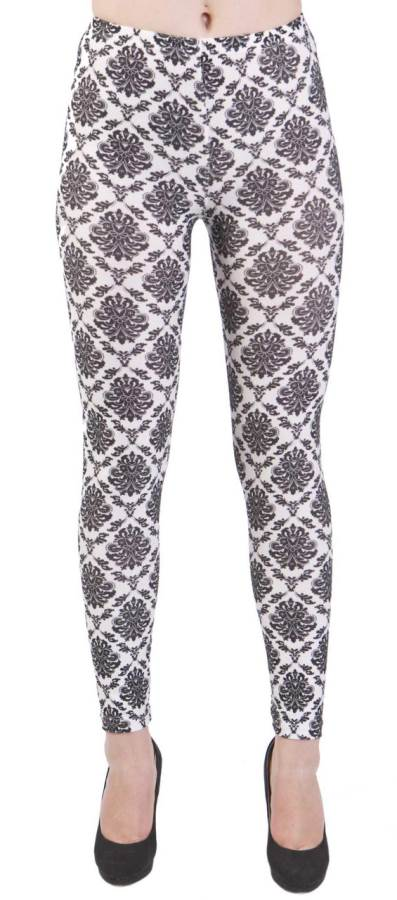 Vintage Victorian Plus Size Leggings - Home Goods Galore