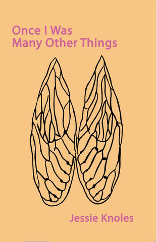 Once I Was Many Other Things, by Jessie Knoles