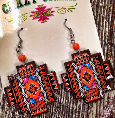 Okemah Earrings