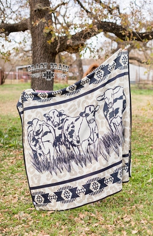 Cattle Cover Blanket - Large