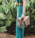 XOXO Fringe Bag