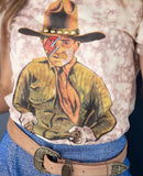 Bowie Cowboy Tee