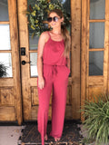 Summer Night Jumpsuit