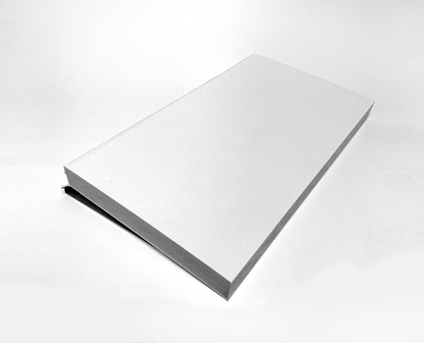 A2 CANVAS  NOTEBOOK (6.75X12)