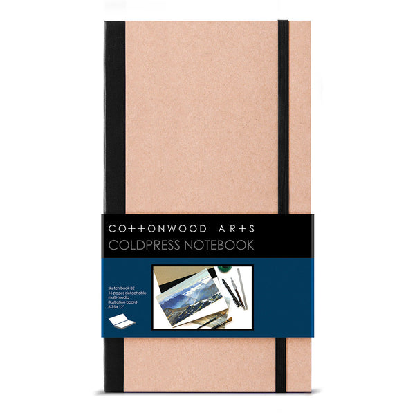 B2 Coldpress Notebook (6.75x12)