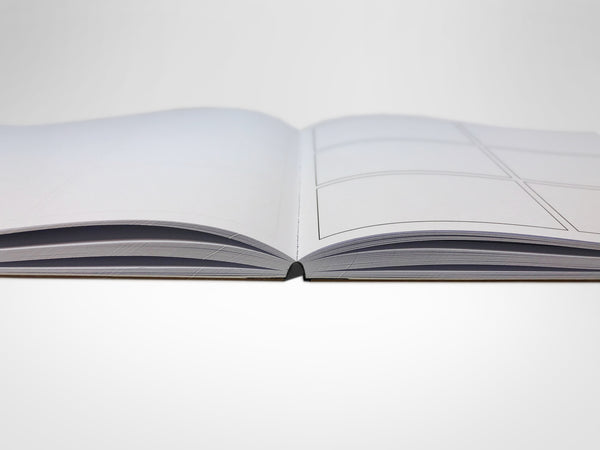 Storyboard Sketchbook 3x3 (2 books)