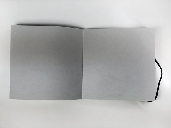 H7 Grey Toned Multi-Media Sketchbook (6x6)