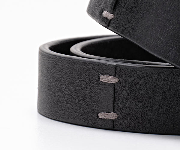 Elliot Black stud belt