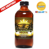 Paradise Oils Jamaican Black Castor Oil - Original