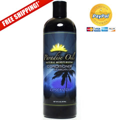 Paradise Oils Natural Moisturizing Conditioner - Rosemary