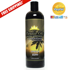 Paradise Oils Natural Moisturizing Conditioner - Vanilla Bean