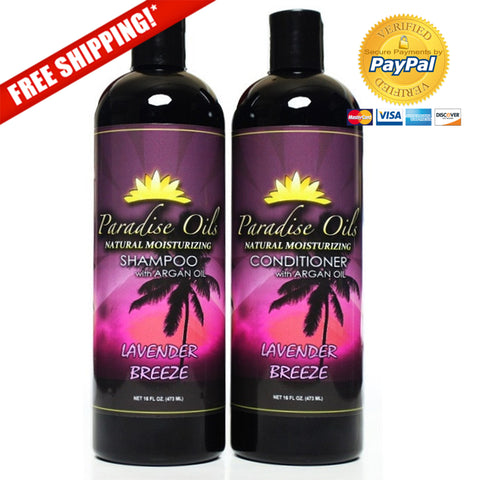 Paradise Oils Shower Pack - Lavender Breeze